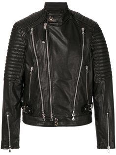байкерская куртка Lori Diesel Black Gold