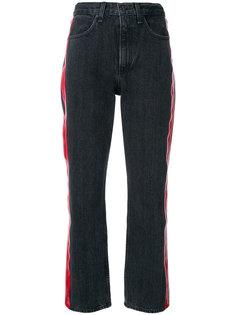 side stripe cropped jeans Rag & Bone /Jean