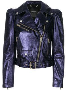 байкерская куртка L-Sunset Diesel