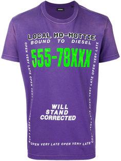 футболка T-Diego-Di Diesel