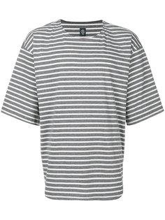 полосатая футболка Eleventy