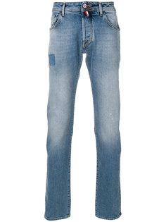 джинсы прямого кроя Jacob Cohen