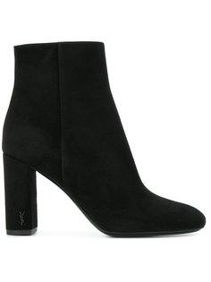 LouLou 95 ankle boots Saint Laurent