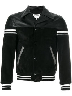 куртка-бомбер Maison Margiela