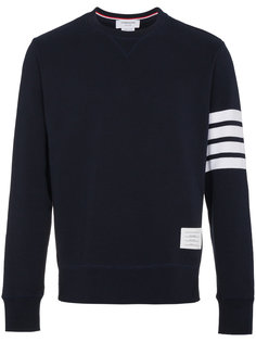 4 bar stripe sweatshirt Thom Browne