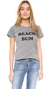 "A Fine Line Hastings ""Beach Bum"" Tee"