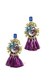 Elizabeth Cole New Year Earrings