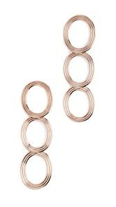 Pamela Love Helene Drop Earrings