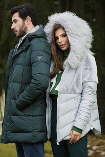 Мужская куртка на искусственном пуху Urban Fashion for men