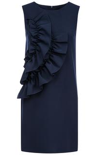 Платье с оборками La Reine Blanche