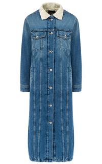 Длинная текстильная куртка Pepe Jeans London