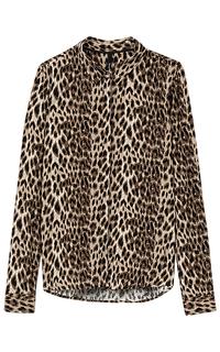 Текстильная блуза Pepe Jeans London