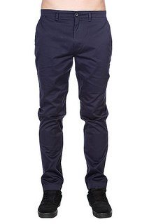 Штаны Fred Perry Classic Twill Chino Navy