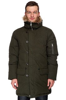 Куртка парка Fred Perry Down Snorkel Parka Green