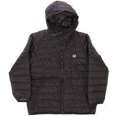 Куртка детская Billabong All Day Puffer Boy Black