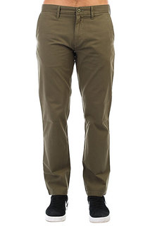 Штаны прямые Carhartt WIP Johnson Pant Rover Green