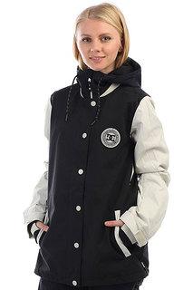 Куртка утепленная женская DC женская DCla Black