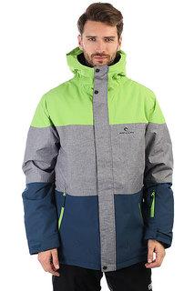 Куртка утепленная Rip Curl Enigma Ptd Greenery