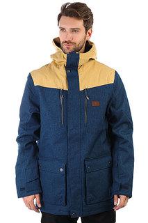 Куртка утепленная Rip Curl Cabin Gum Insignia Blue