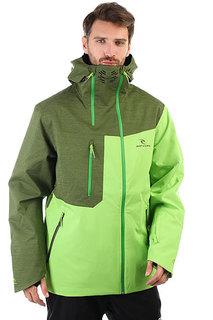Куртка утепленная Rip Curl Core Gum Greenery
