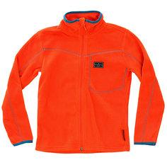 Толстовка классическая детская Rip Curl Jr Micro Fleece Fz Orange
