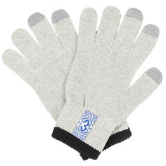 Перчатки Запорожец Uzor Heather Grey