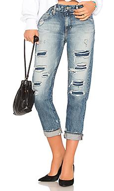 Облегающие джинсы ex-boyfriend - AG Adriano Goldschmied
