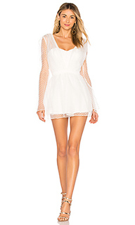 Glowing heart playsuit - ASILIO
