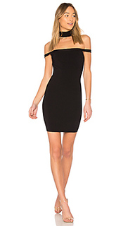 Sophia choker knit mini dress - by the way.