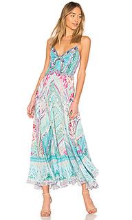 Платье с завязкой спереди - Camilla