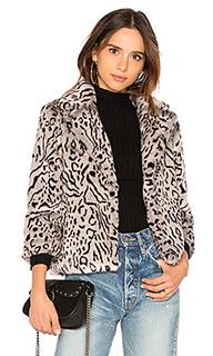 Куртка из искусственного меха belle - cupcakes and cashmere