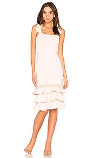 Платье миди rosie - Donna Mizani