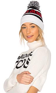 Шапка бини knitted - GCDS