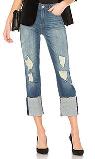 Zoeey deep cuff crop skinny - Hudson Jeans