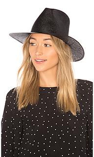 Шляпа федора alexander - Janessa Leone