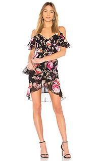 Мини платье lucile floral - NICHOLAS