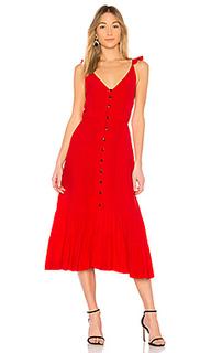 Платье миди asher - SWF