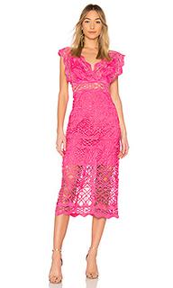 Платье миди coney island - THURLEY