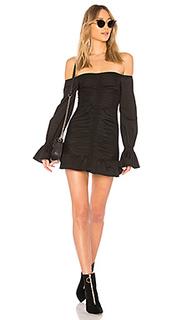 Платье с открытыми плечами dress - Tularosa