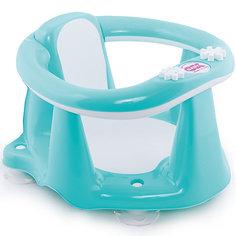 Сиденье в ванну Flipper Evolution, OK Baby, бирюзовый