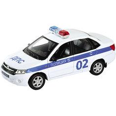 """Модель машины 1:34-39 LADA Granta """"Полиция"""", Welly"""