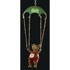 Украшение Мышь на парашюте 10 см Erich Krause