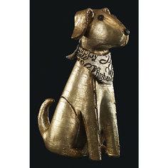 Сувенир Бультерьер золотистый 15,5 см Erich Krause