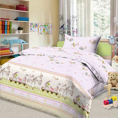 Детское постельное белье 3 предмета Letto, BG-40