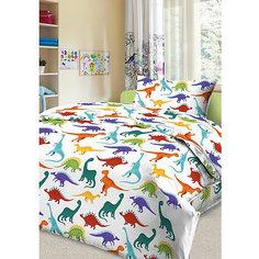 Детское постельное белье 3 предмета Letto, простыня на резинке, BGR-45