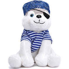"Мягкая игрушка Devilon ""Собачка Юджин"", 24 см (пират)"