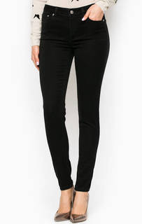Зауженные джинсы с высокой посадкой Michael Michael Kors