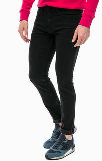 Черные джинсы скинни Calvin Klein Jeans