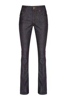 Темно-синие джинсы со стрелками Victoria Beckham