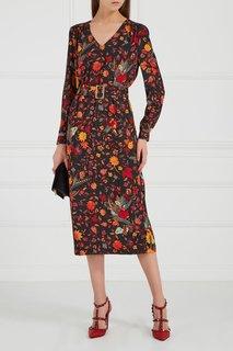 Платье с ярким принтом Laroom